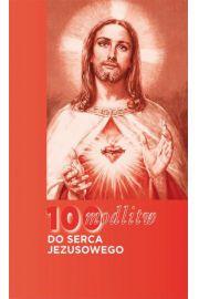 100 modlitw do Serca Jezusowego