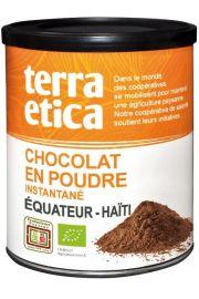 Czekolada W Proszku Instant Fair Trade Bio 400 G - Terra Etica