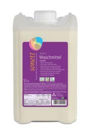 Sonett - Płyn do prania LAWENDOWY - 5 litrów