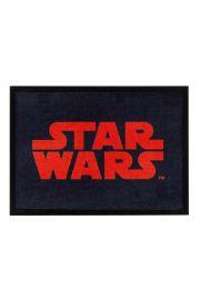 Star Wars Gwiezdne Wojny Logo - wycieraczka