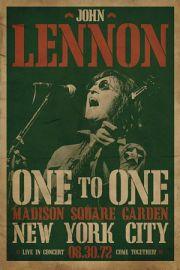 John Lennon Koncert - plakat