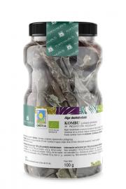 Algi Morskie Suszone - Kombu Bio 100 G - Porto Muinos