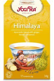 Herbata YOGI TEA HIMALAYA - herbatka himalajska - ekspresowa