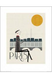 Paris, Paryż - reprodukcja