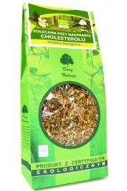 Herbatka Polecana Przy Nadmiarze Cholesterolu Bio 200 G - Dary Natury