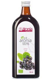 Sok Z Aronii 100% Bio 500 Ml - Polska Aronia