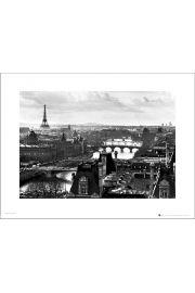 Paris France - art print