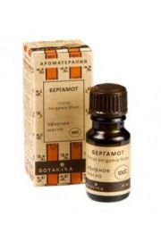 100% Naturalny olejek eteryczny Bergamotowy (Bergamotka) 10ml BT BOTANIKA