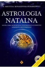 Astrologia Natalna + Cd