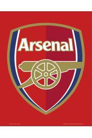 Arsenal Club Crest - plakat