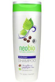 Szampon Do Włosów Z Kofeiną I Wyciągiem Z Brzozy Eko 250 Ml - Neobio