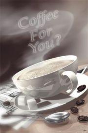 Kawa - Coffee for You ? - plakat