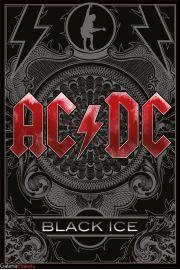 AC/DC Black Ice - plakat