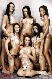 Mydełko i Prysznic - plakat
