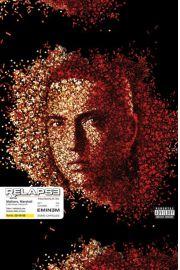 Eminem Relapse - plakat