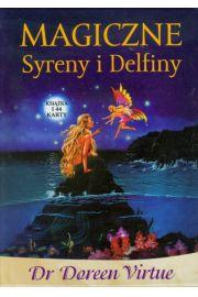 Magiczne Syreny i Delfiny + 44 karty