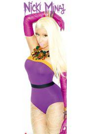 Nicki Minaj Starships - plakat
