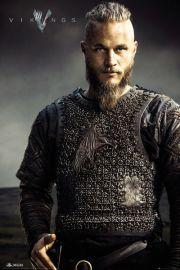 Wikingowie Ragnar Lothbrok - plakat
