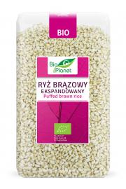 Ry� Br�zowy Ekspandowany Bio 150 G - Bio Planet