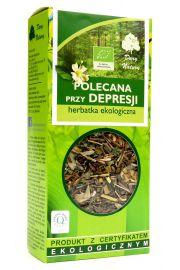 Herbatka Polecana Przy Depresji Bio 50 G - Dary Natury