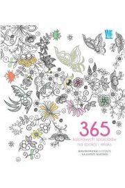 365 kolorowych sposobów na spokój i relaks