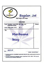 Marihuana leczy