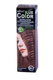 Odżywka koloryzująca do włosów jasno-orzechowy t6.1 B&V Belita & Vitex