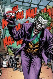 DC Comics Joker Forever Evil - plakat