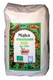 Mąka Orkiszowa Graham Typ 1850 Bio 1000G - Babalscy