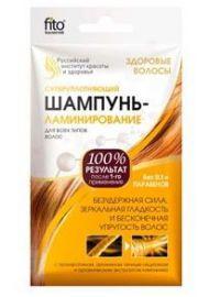 Super uszczelniaj�cy szampon do w�os�w z efektem laminowania FIT Fitocosmetic