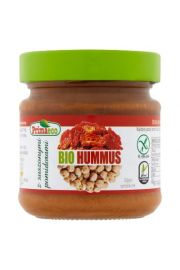 Hummus Z Suszonymi Pomidorami Bio 160 G - Primaeco