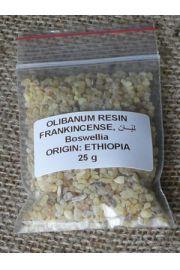 Olibanum - Frankincense - opakowanie 25 gram