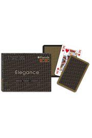 Karty do gry Piatnik 2 talie Eleganckie
