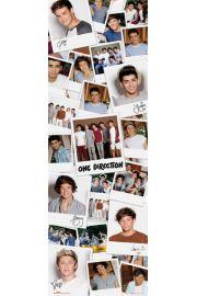 One Direction Kolaż Zdjęć Polaroid - plakat