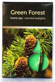 Podgrzewacz Zielony Las - Świeczka zapachowa