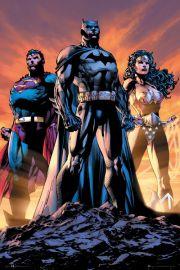DC Comics Liga Sprawiedliwych Trio - plakat