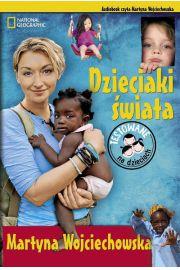 Dzieciaki Świata audiobook