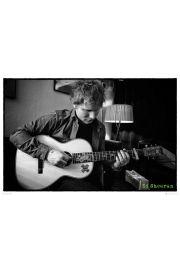 Ed Sheeran Gitara - plakat