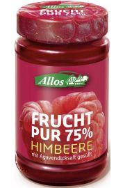 Mus Malinowy (75% Owoców) Bio 250 G - Allos