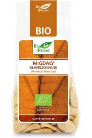 Migdały Blanszowane Bio 100 G - Bio Planet