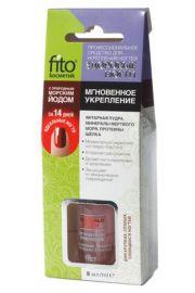 Odżywka wzmacniająca paznokcie – bursztyn, minerały, jedwab – seria Fitokosmetyki