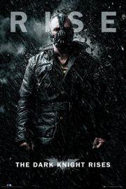 Bane Rise Batman Mroczny Rycerz Powstaje - plakat