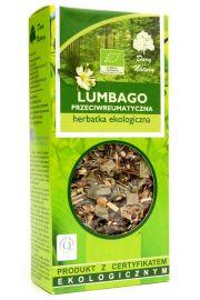 Herbatka Lumbago Przeciwreumatyczna Bio 50 G - Dary Natury