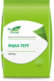 Mąka Teff Bio 400 G - Bio Planet