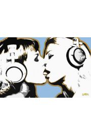 Steez - Pocałunek Kobiet - plakat