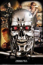 Terminator 2 Dzień Sądu - plakat