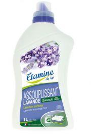 Etamine du Lys, P�yn zmi�kczaj�cy do p�ukania tkanin organiczna lawenda, 1L