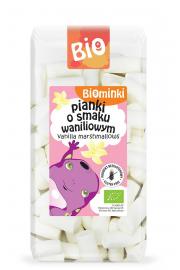 Pianki O Smaku Waniliowym Bio 100 G - Biominki