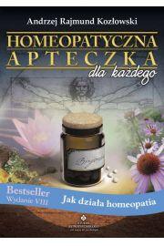 Homeopatyczna apteczka dla ka�dego