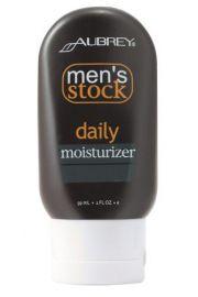 Aubrey Organics, Men's stock Nawilżający krem do twarzy dla mężczyzn, 59 ml